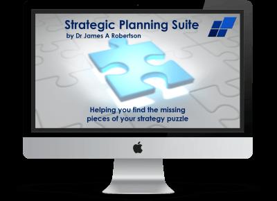 Strategic Planning Suite - Tool and Training